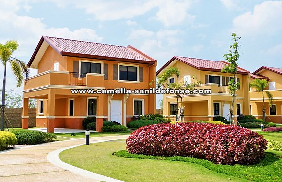 Camella San Ildefonso House and Lot for Sale in San Ildefonso Philippines