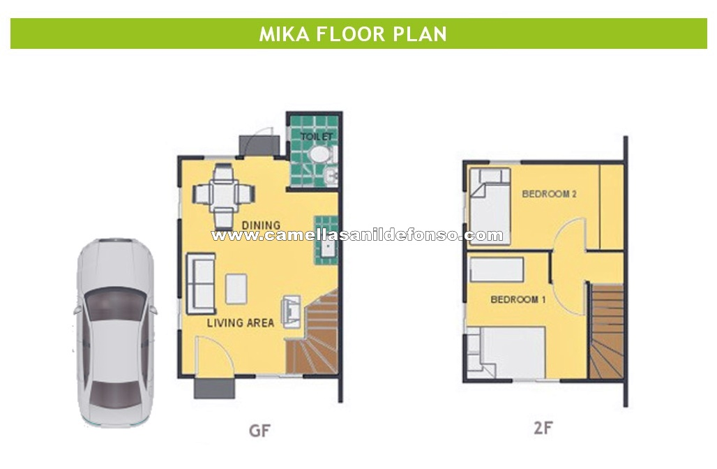 Mika  House for Sale in San Ildefonso