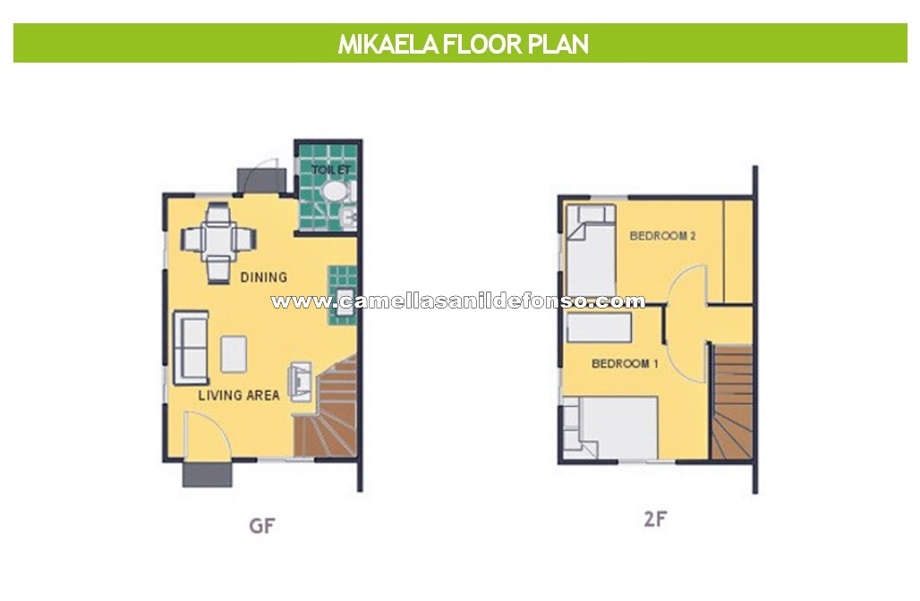 Mikaela  House for Sale in San Ildefonso