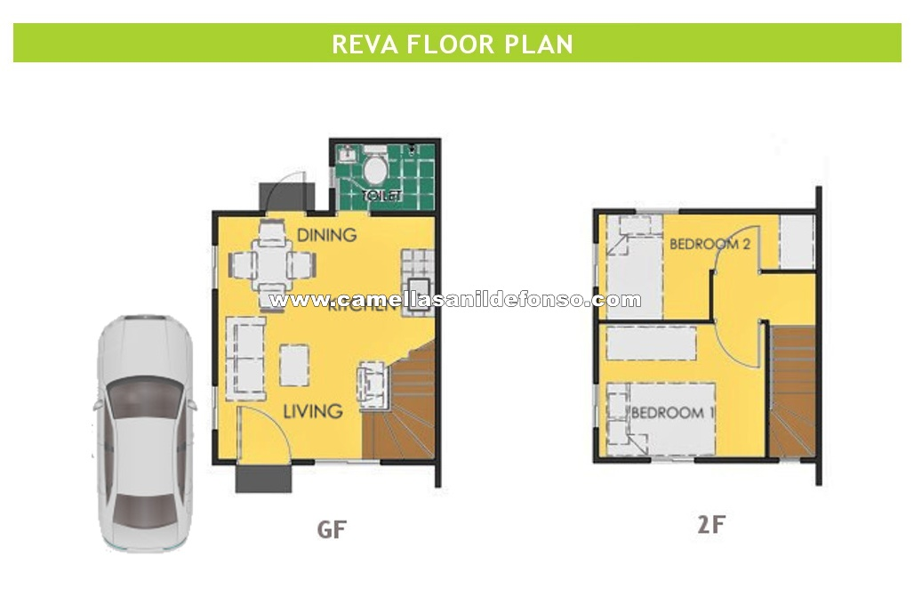 Reva  House for Sale in San Ildefonso