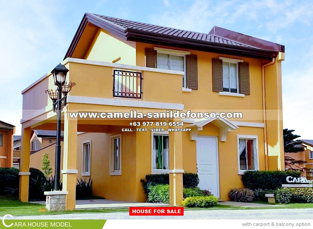 Cara House for Sale in San Ildefonso