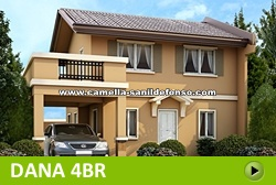 Dana House and Lot for Sale in San Ildefonso Bulacan Philippines