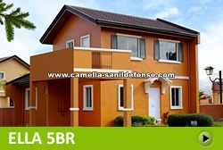 Ella House and Lot for Sale in San Ildefonso Bulacan Philippines