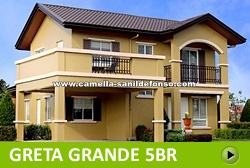 Greta House and Lot for Sale in San Ildefonso Bulacan Philippines