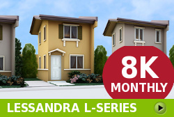Lessandra Affordable Houses in Camella San Ildefonso