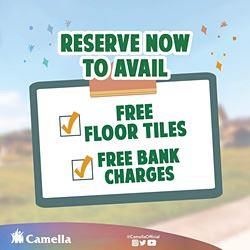 Promo for Camella San Ildefonso.